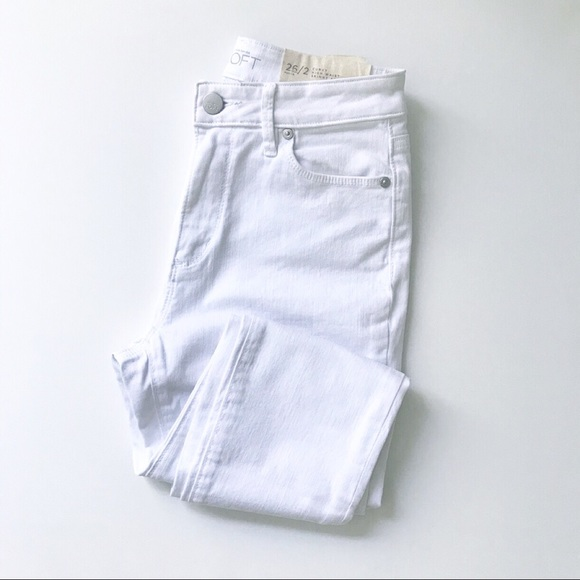 LOFT Denim - BOGO sale on denim ☀️ Loft high waist skinny ankle